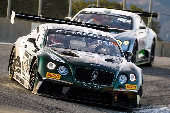 2015 Bentley Continental GT3  for Sale $249,900