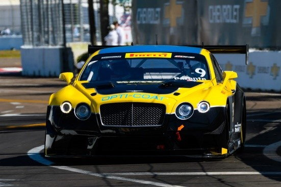 2015 Bentley Continental GT3-R  for Sale $249,900