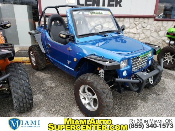 Used 2017 Duruxx DRX2 LSV ATV Street Legal  for Sale $12,950