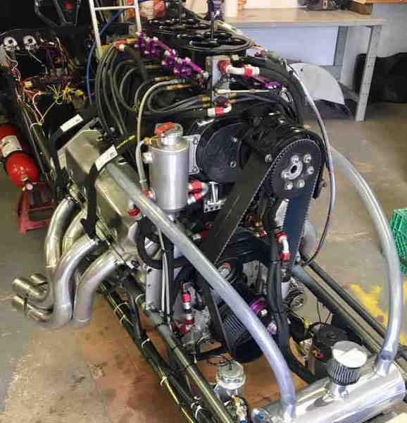 COMPLETE 10/71 BDS blower system NEW PRICE  for Sale $8,300