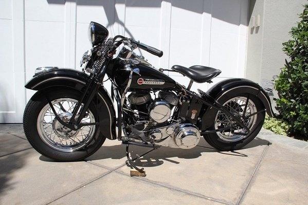 1947 Harley-Davidson WLA  for Sale $14,250