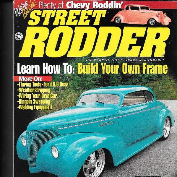 Street Rod  ALL STEEL