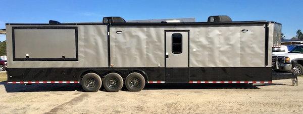 BBQ/RV 8.5x34 Triple Axle  for Sale $40,399
