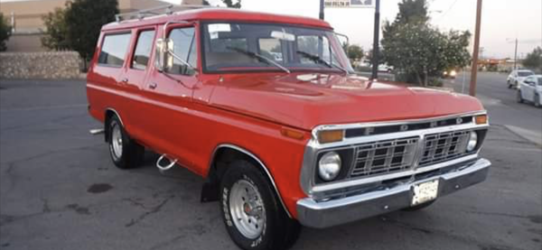 1976 Ford B-100  for Sale $18,500