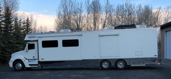 Renegade 2510XG Garage Unit   for Sale $165,900