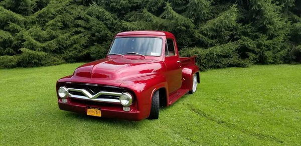 1955 FORD F-100  for Sale $49,949