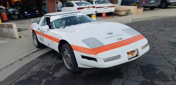 1995 Corvette Race Car  for Sale $14,000