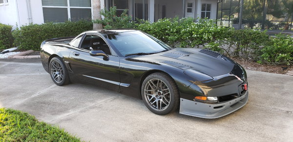 C5 Street Legal HPDE Car  for Sale $19,000