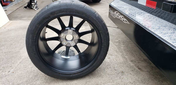 New Apex Wheels & Nitto Tires  for Sale $1,300
