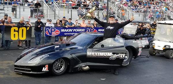 Rick Hord Turbo Pro Mod Charlotte winning engine  for Sale $48,000