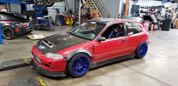 Honda Civic Eg6 Hatchback