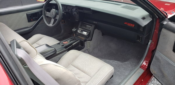 1987 Chevrolet Camaro  for Sale $10,500