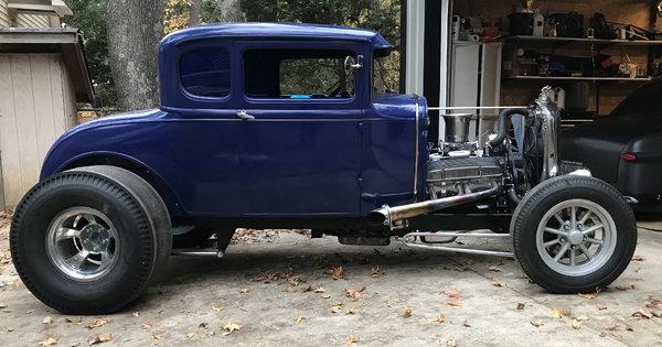 1930 Ford High-Boy