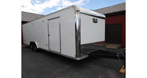 NEW 2020 28' VINTAGE OUTLAW RACE TRAILER  for Sale $18,500