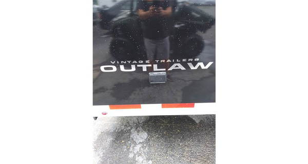 NEW 2020 24' VINTAGE OUTLAW RACE TRAILER  for Sale $18,995