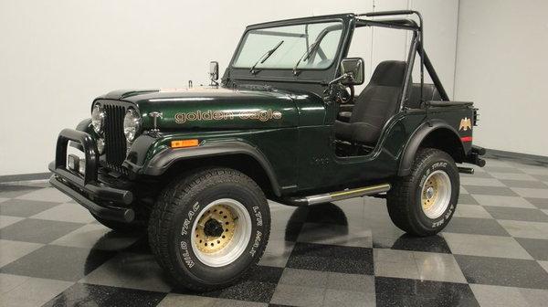 1979 Jeep CJ5  for Sale $20,995