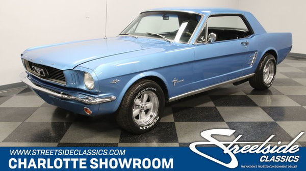 1966 Ford Mustang for sale in Concord, North Carolina, Price: $23,995