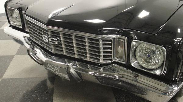 1972 Chevrolet Monte Carlo SS Restomod  for Sale $44,995