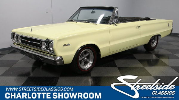 1967 Plymouth Satellite Convertible 31 995