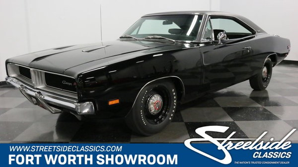 Dodge Charger Rt For Sale >> 1969 Dodge Charger R T For Sale In Fort Worth Tx Price 89 995