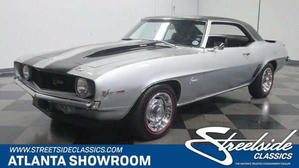 1969 Chevrolet Camaro Z/28  for Sale $59,995