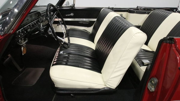 1961 Ford Galaxie Sunliner Convertible  for Sale $35,995