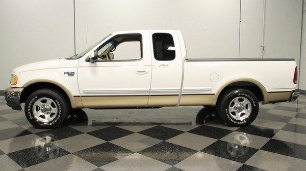 1999 Ford F-150 Lariat  for Sale $20,995