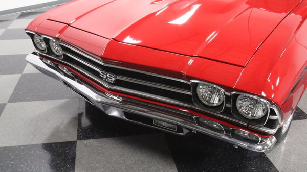 1969 Chevrolet Chevelle Restomod  for Sale $89,995