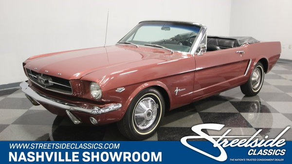 1965 Ford Mustang K-Code