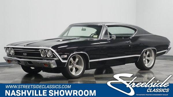 1968 Chevrolet Chevelle SS LS3 Restomod  for Sale $69,995