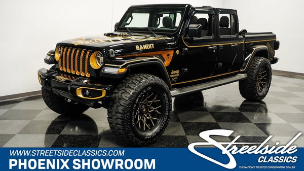 2021 Jeep Gladiator Bandit Edition  for Sale $93,995