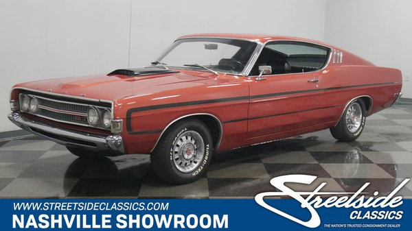 1969 Ford Torino GT for sale in LA VERGNE, TN, Price: $24,995
