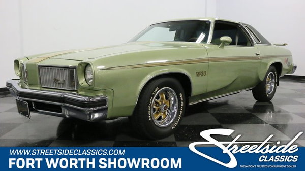 1975 Oldsmobile Cutlass Hurst/Olds Tribute for sale in Fort Worth, TX,  Price: $17,995