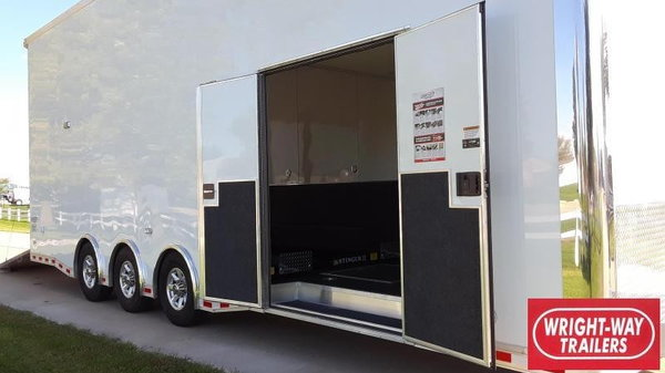 2020 Bravo 30' Stacker Car / Racing Trailer  for Sale $54,700