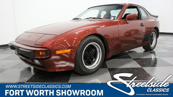 1985 porsche 944 for sale in fort worth, tx | racingjunk classifieds