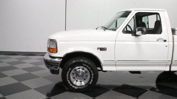 1996 Ford F-150 XLT 4X4  for Sale $19,995