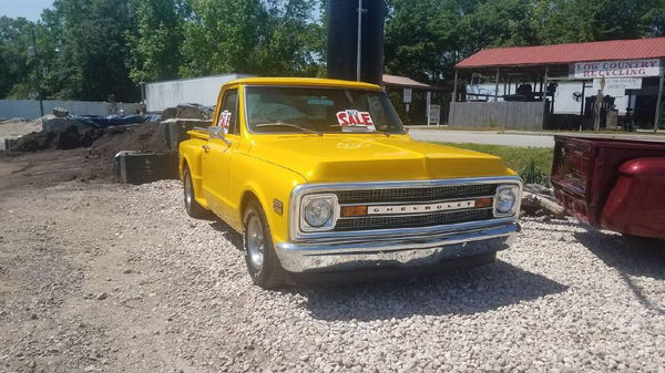 1969 CHEVROLET C-10  for Sale $29,949