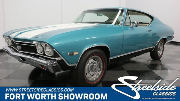 1968 Chevrolet Chevelle Ss 396 For Sale In Fort Worth Tx Price 57 995