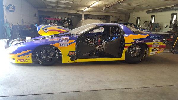 Jerry Bickel Top Sportsman Camaro $65,500.00 turnkey  for Sale $65,500