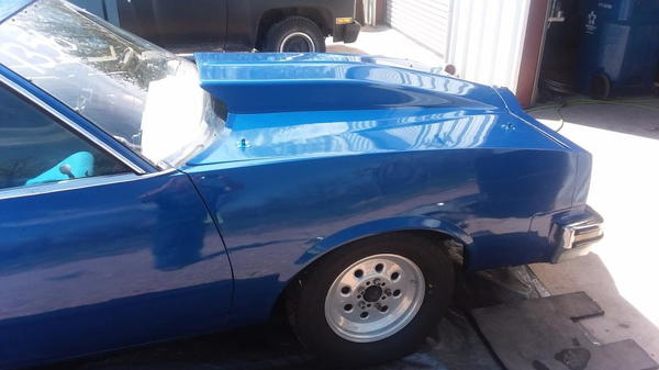 Package Deal Chevy 1 ton, 18ft Dovetail and Drag Car