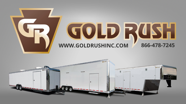 Gold Rush Sportsman Series Stackers  for Sale $59,990