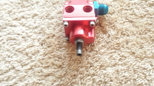Berry Grant Four Port Fual Regulator  for Sale $100