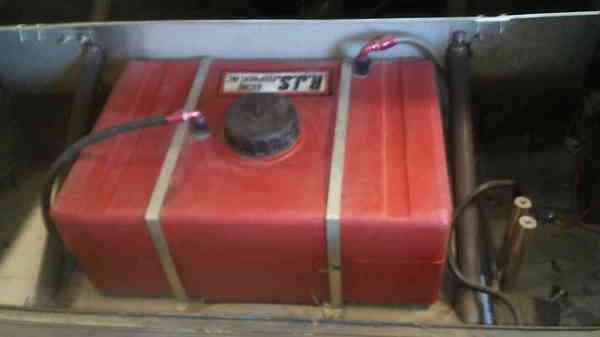 1976 Vega 8.50 Roller Turbo   for Sale $6,500