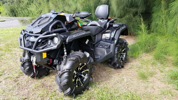 CAN-AM Outlander XMR 1000 ATV  for Sale $15,700