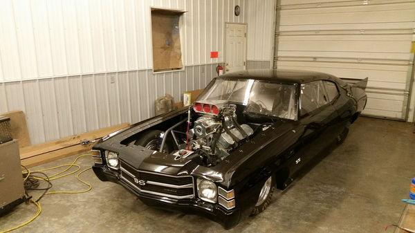 70/71 Chevelle PROMOD  for Sale $46,000