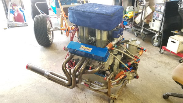 ASCS 360 Engine **FRESH**  for Sale $10,500
