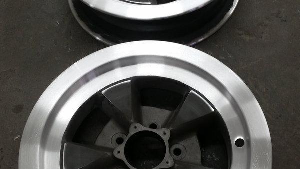 Magnesium American Racing Lemans 15x4 wheels  for Sale $3,000