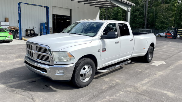 2011 Ram 3500 Crew Cab Dually Diesel PRICE REDUCED!  for Sale $27,000