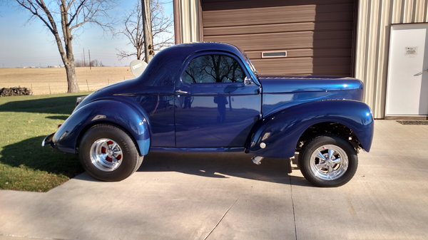 41 Willys Steel Body  for Sale $72,500