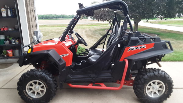 2014 polaris razor 900 loaded  for Sale $12,500
